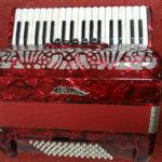 Verde touche piano